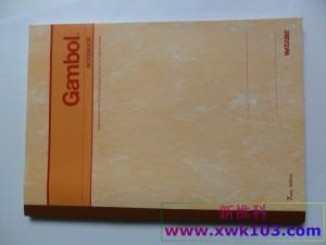 渡边装订笔记本6号G6803